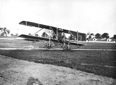 Happy BirthdayBowman Field! 100 years of Flight